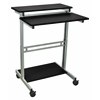 Luxor Stand Up Workstation - Black