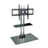 Luxor H Wilson Universal LCD/ Flat Panel Stand W/ Shelf