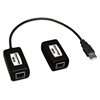 CAT5/5e/6 Extender Kit, USB 1.1, TAA Compliant
