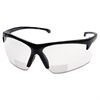 V60 30-06 RX Safety Readers, Black Frame, Clear Lens, 2.5 Diopter