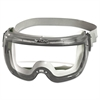 V80 REVOLUTION Goggles Black Frame, Clear Lens, Anti-Fog/Anti-Scratch