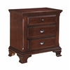 Brinley Nightstand, Cherry