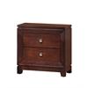 Picket House Furnishings Easton Nightstand, Cherry