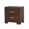Picket House Furnishings Zoe Nightstand, Savory Espresso