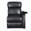 Picket House Furnishings Cecille Power RAF Chair, Black