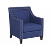 Picket House Furnishings Emery Chair, Blue