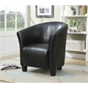 Picket House Furnishings Radford Accent Tub Chair, Black