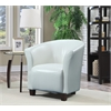 Picket House Furnishings Radford Accent Tub Chair, White