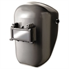 Fibre-Metal by Honeywell Welding Helmet Shell, Gray, 4001 Mounting Cup