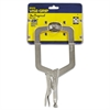 IRWIN #30 Locking C-Clamp, Regular Tips, 9in