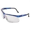Genesis Eyewear, Vapor Blue Frame, Clear UD Lens