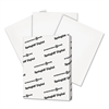 Digital Index White Card Stock, 110 lb, 8 1/2 x 11, 250 Sheets/Pack