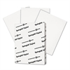 Digital Index White Card Stock, 90 lb, 8 1/2 x 11, 250 Sheets/Pack