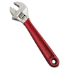Cushion Grip Adjustable Wrench, 8in Tool Length