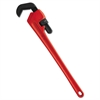 Straight Hex Pipe Wrench, 20in Tool Length