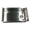 SR3218-Osd - 32 Inch Pro Series Large Rectangle Single Bowl Undermount Off-Set Drain Stainless Steel Kitchen Sink