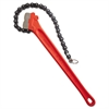 RIDGID Chain Wrench, 18in Tool Length