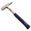 "Estwing Tinner's Hammer, 18oz, 12"" Tool Length, Cushion Grip"