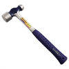 "Ball Pein Hammer, 24oz, 13 1/2"" Tool Length, Cushion Grip"