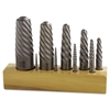 IRWIN 9-Piece Spiral Screw Extractor Set