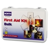 25-Person Bulk First Aid Kit, Metal Case