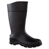 SERVUS by Honeywell CT Economy Knee Boots, Size 10, 15in Tall, Black, PVC