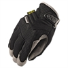 Padded Palm Gloves, Black, Medium