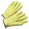 4000 Series Pigskin Leather Driver Gloves, XL