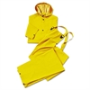 Anchor Brand Three-Piece Rain Suit, 5X-Large, 35 Mil, PVC/Polyester
