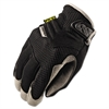 Mechanix Wear Padded Palm Gloves, Black, XL