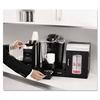 """Mind Reader Breakroom Coffee Organizer, 23"""" x 15 1/2"""" x 15 1/2"""""""