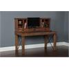 American Furniture Classics Industrial Collection Island Desk Model 33220