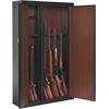 American Furniture Classics 16 Gun Metal Cabinet