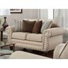 American Furniture Classics Abington Sand Loveseat