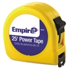 "Tape Measure, 1"" x 25ft, 3-Language Packaging"
