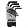 Allen 9MA 9-Piece Metric Short-Arm Hex Key Set