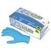 Memphis Disposable Nitrile Gloves, X-Large, 4mil, Powdered