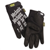 Mechanix Wear The Original Work Gloves, Black, 2X-Large
