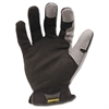 Workforce Glove, Large, Gray/Black, Pair