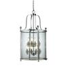 8 Light Pendant Chrome