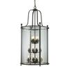 Z-Lite 12 Light Pendant Bronze