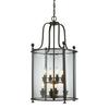 Z-Lite 8 Light Pendant Bronze