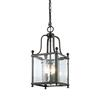 Z-Lite 3 Light Pendant Bronze