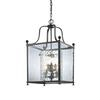 Z-Lite 6 Light Pendant Bronze