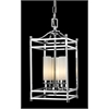 Z-Lite 3 Light Pendant Chrome