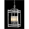 Z-Lite 4 Light Pendant Chrome