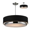 Z-Lite 3 Light Chandelier Chrome