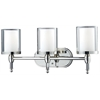 3 Light Vanity Light Chrome