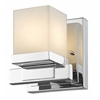 Z-Lite 1 Light Wall Sconce Chrome