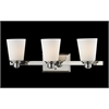 Z-Lite 3 Light Vanity Light Chrome